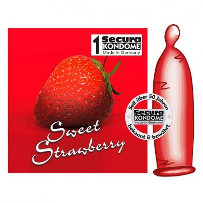 Secura Sweet Strawberry 1er