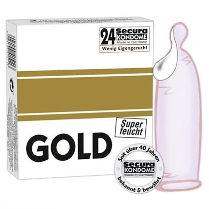 Secura gold superfeucht 24er