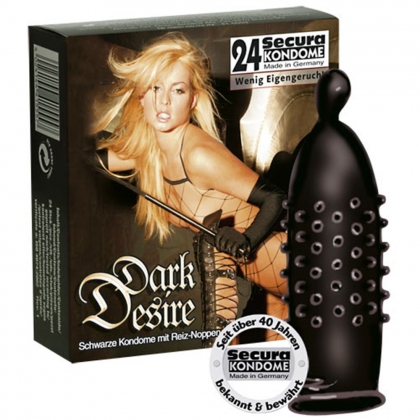Secura Dark Desire 24er