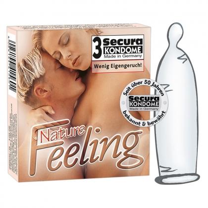 Secura Nature Feeling 3er