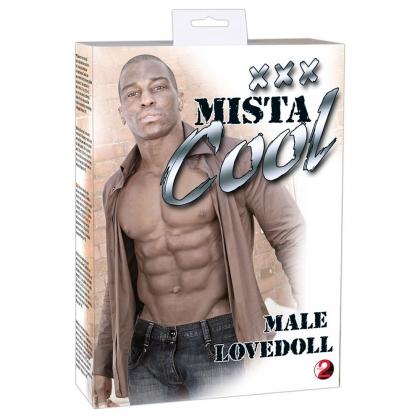 Mista Cool XXX Männerpuppe