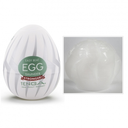 Tenga Egg Thunder 1er