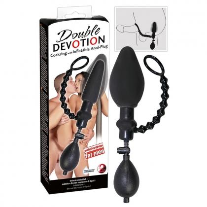 Inflatable Double Devotion