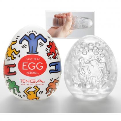 Tenga Keith Harings Egg Dance