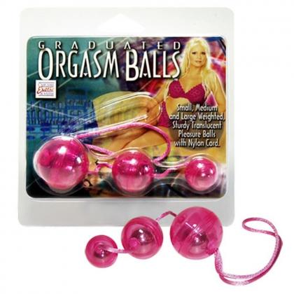 Graduated Balls