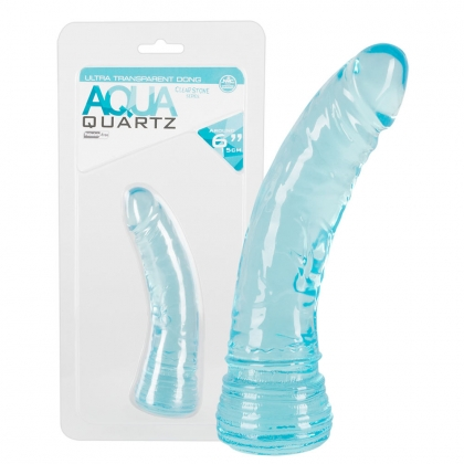 Aqua Quartz 6in. mit Saugfuß