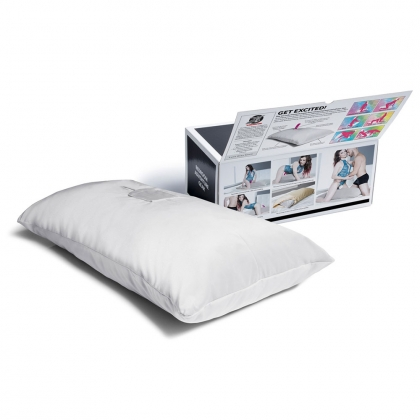 Humphfrey Pillow Grey