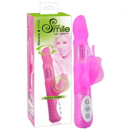 Smile Fancy Pearl Pink Vibe