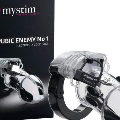 Pubic Enemy No 1