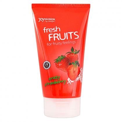freshFRUITS Erdbeer 150 ml