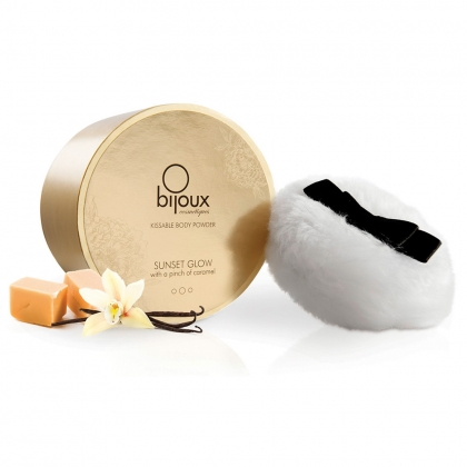 Bijoux Cosmetiques Body Powder Sunset Glow