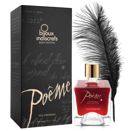 Bijoux Indiscrets Poeme Wild Strawberry