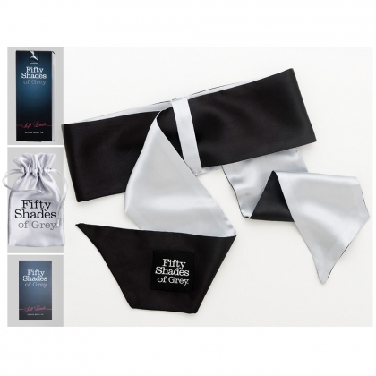 Fifty Shades of Grey Soft Limits Deluxe Handfessel