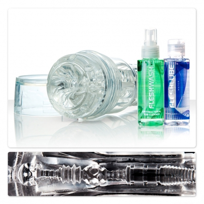 Fleshlight GO Torque Ice Combo Set