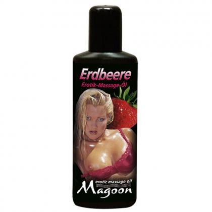 Magoon Erdbeere Massage-Öl 100ml