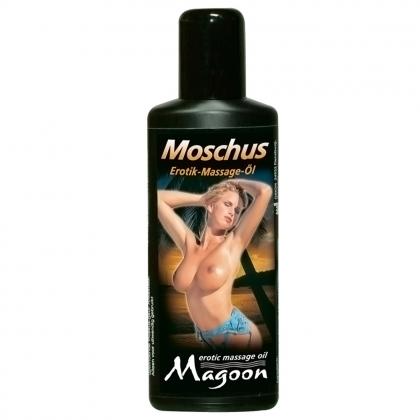 Magoon Moschus Massage-Öl 100ml