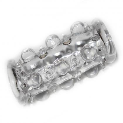 Luster Cluster Bead Sleeve