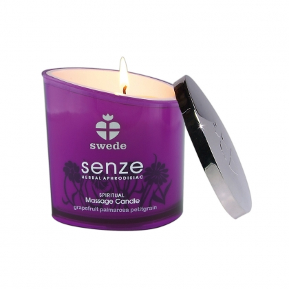 Swede Senze Massage Candle Spiritual 150ml