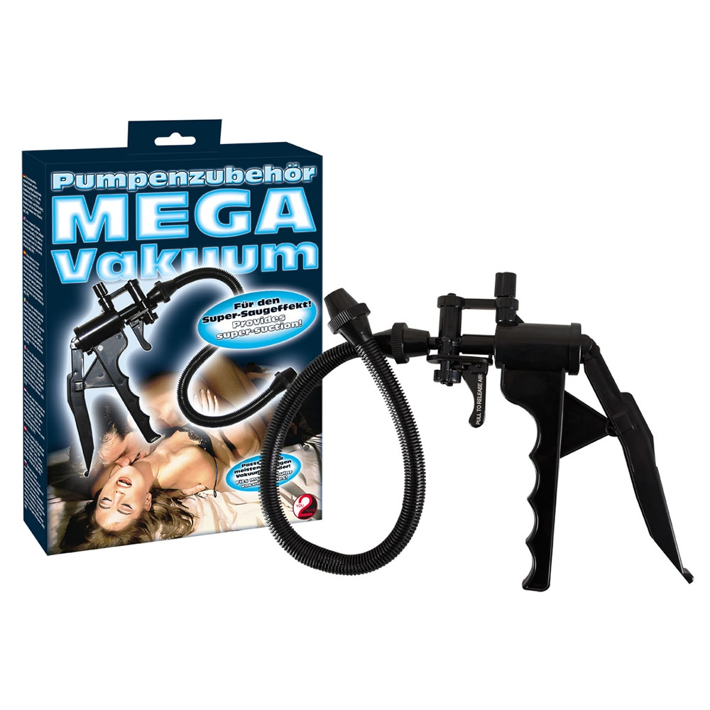 Scherengriff Mega Vakuum