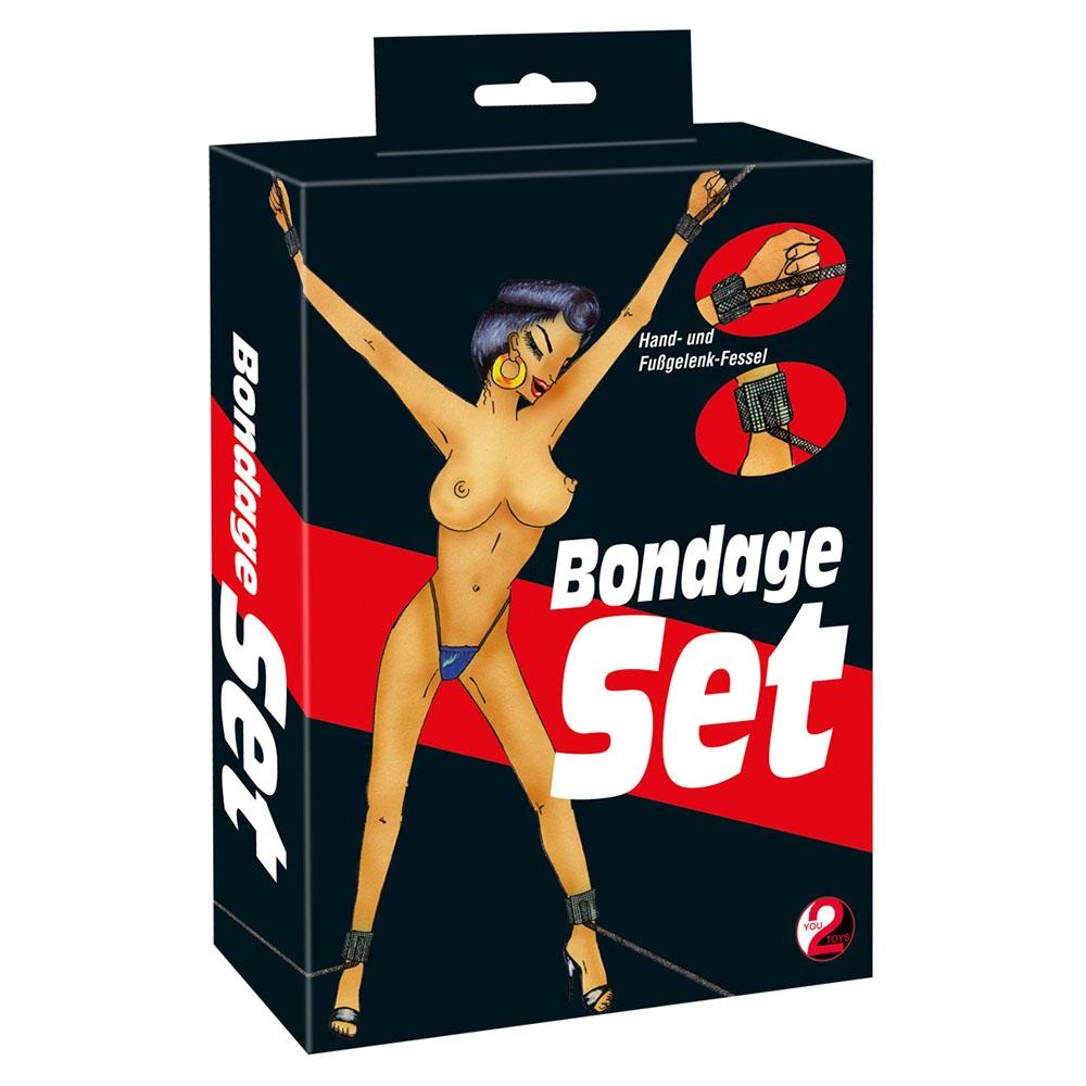 Fessel-Set Bondage