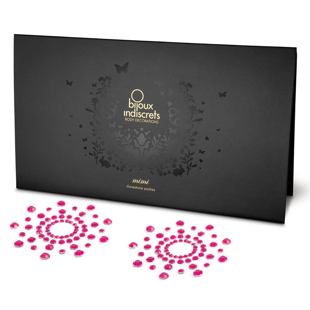 bijoux indiscrets mimi nipple cover pink