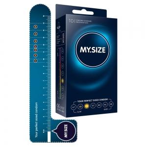 MY.SIZE 53 mm 10er