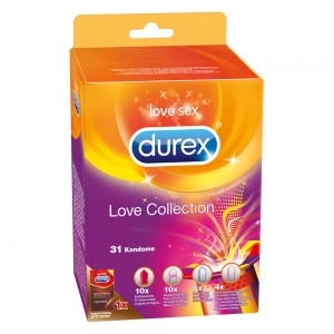 Durex Love Collection 31er