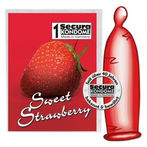 Secura Sweet Strawberry 1er