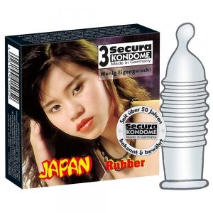 Secura Japan Rubber 3er