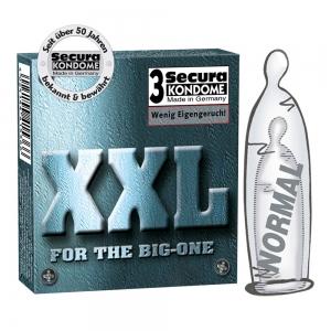 Secura XXL 3er