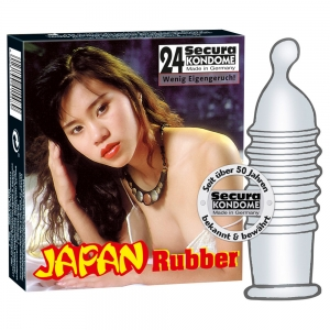 Secura Japan Rubber 24er