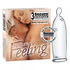 Secura Nature Feeling 3er
