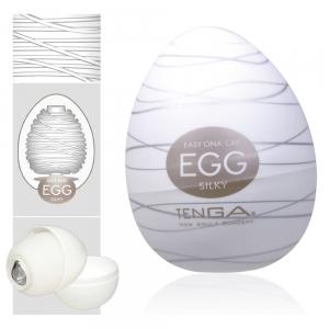 Tenga Egg Silky 1er