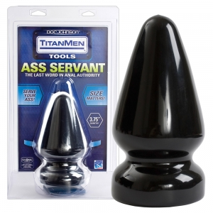 Titanmen Ass Servant Plug