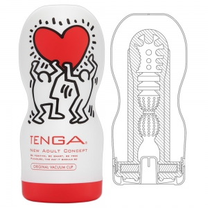Tenga Keith Harings Original Vacuum