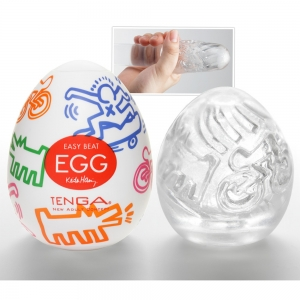 Tenga Keith Harings Egg Street