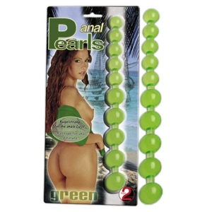 Anal Pearls Green
