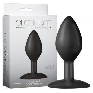 The Mini's Spade Medium Black