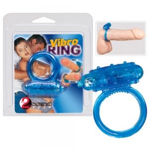 Vibro Ring Blue