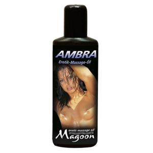 Ambra Erotik-Massage-Öl 100 ml
