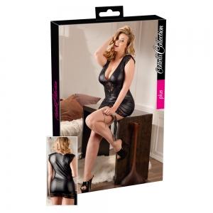 Kleid Wetlook XL