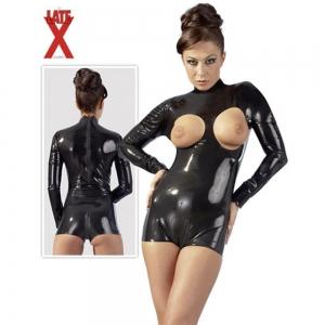 Latex Body busenfrei 2XL