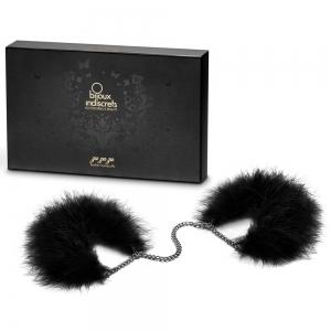 Bijoux Indiscrets Za Za Zu Feather Handcuffs